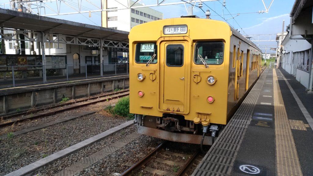 青春18きっぷで山陽ローカル線(宇部線・小野田線・可部線)に乗る ...